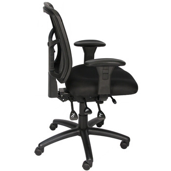 High-Back Mesh Ergonomic Multi-Function Task Chair Black (BIFMA)