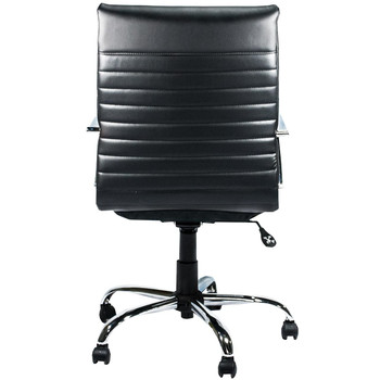 High-Back Pu Leather, Executive Office Chair (BIFMA)