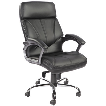 chair, vinyl chair, vinyl executive chair, management chair, office chair, office high back chair