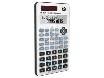 HP 10s+ Scientific Calculator - White (Used)