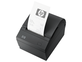 HP Dual Serial USB Thermal Receipt Printer BM476AA (Renewed)