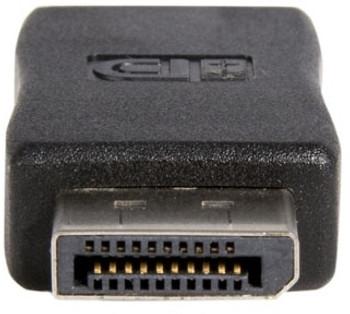 HP DisplayPort to HDMI Video Adapter Converter  DP2HDMIADAP (Renewed)