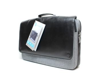 """HP 15.6"""" Laptop Shoulder Messenger Bag Case P6N21AA"""