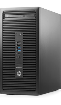 HP EliteDesk 705 G3 Base Model Microtower PC (Renewed)