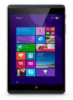 HP Pro Tablet 608 G1 X5-Z8500@1.44 GHz 4GB RAM 64GB Windows 10 P3R94AWR (Scuffs/Scratches)