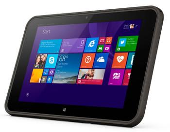 HP Pro Tablet 10 EE G1 - T6F20UT, 32 GB eMMC SSD, Intel Atom Z3735F with Intel HD Graphics, Windows 10 (Renewed)