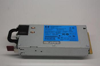 HP 460 WATT 12 VOLT COMMON SLOT HIGH EFFICIENCY REDUNDANT (Renewed)