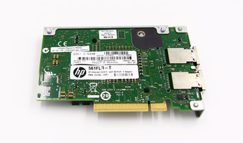 HP 700697-001 ETHERNET 10GB 2-PORT 561FLR-T ADAPTER (Renewed)