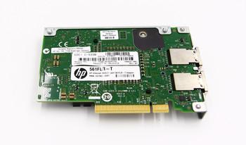 HP 700697-001 ETHERNET 10GB 2-PORT 561FLR-T ADAPTER (Renewed)