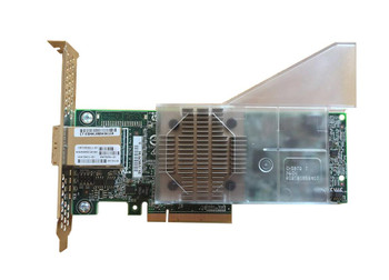 HP 726912-B21 H241 12GB DUAL PORT SAS PCI-E EXT SMART HOST BUS ADAPTER FOR PROLIANT SERVERS GEN9 (Renewed)