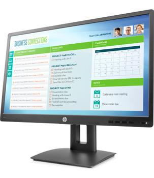 HP VH24 23.8-inch Monitor  M1T03A6 (Renewed)