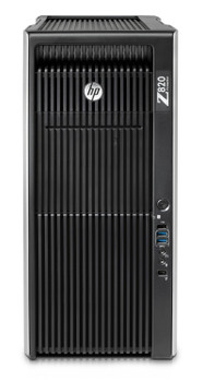 HP Z820 Workstation, Intel Xeon E5-2620 Processor, 500GB 7200 RPM SATA, 16GB DDR3-1600 RAM, NVIDIA Quadro 2000, Windows 7 Pro (Scuffs/Scratches)