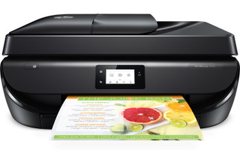 HP OfficeJet 5258 All-in-One Printer With Mobile Printing, Instant Ink Ready, Ink Included (Renewed)