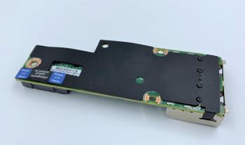HP Ethernet 368FLR-T 1GB 2Port Flexible LOM Media Module Adapter 872161-001 (Renewed)