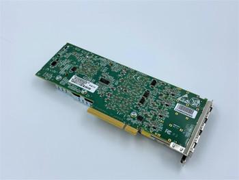 SILICOM Quad Port Fiber Gigabit PCI Express adapter - PE2G4SFPI6L-R (Renewed)