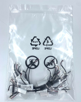 HP Power and Data Cable Lot of 25 - 759678-001_L25 (Renewed)