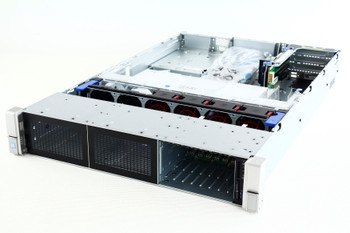 HP ProLiant DL380 G9 Chassis with Access Panel Top Cover 775569-001 (Renewed)