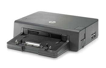 HP 2012 120W Advanced Docking Station A7E36AAR#ABA  (Renewed)