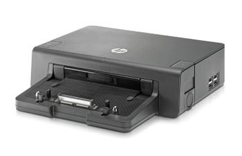 HP 120W Advanced Laptop Docking Station A7E36AAR#ABA (Renewed)