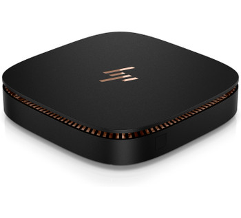 HP Elite Slice G1 6500T@2.5GHz 8GB 256GB SSD WIN 10 W4V42AV (Renewed)