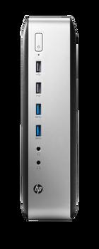 HP t730 Thin Client 1250@1.0GHZ 8GB RAM 16 GB HP ThinPro OS (Renewed)