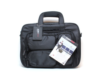 """Mobile Edge Corporate Laptop Briefcase For 16"""" Laptop"""
