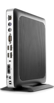HP t630 Thin Client 420GI@2.0 GHz 8GB 32GB HP ThinPro OS X4X21AA (Renewed)