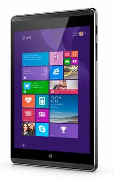 "HP Pro Tablet 608 8"" Z8550@1.45GHz 4GB DDR3 64GB Windows 10 PRO 1BQ60UA (Scuffs/Scratches)"