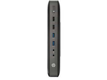 HP t620 Flexible Thin Client, 4 GB DDR3 RAM, 8 GB SSD, HP ThinPro (Renewed)