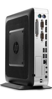 HP t730 Thin Client, 8 GB DDR3 RAM, 16 GB eMMC, HP ThinPro (Scuffs/Scratches)