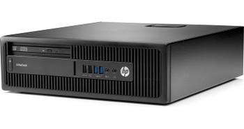 HP EliteDesk Small Form Factor 500 GB Windows 10 (Scuffs/Scratches)