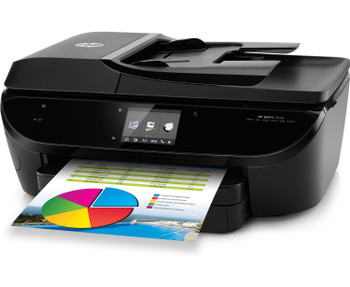 HP Envy 7645 All-in-One Color Inkjet Printer, Copier & Scanner (Renewed)
