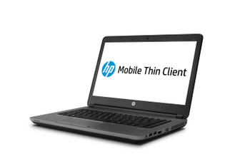 HP mt41 Mobile Thin Client, 14 in, 4 GB DDR3 RAM, 16 GB SSD, Windows Em (Renewed)