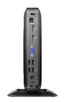 HP t520 Flexible Thin Client, 4 GB DDR3 RAM, 8 GB eMMC, HP ThinPro (Renewed)