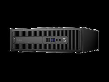 HP ProDesk 600 G2 SFF PC, CPU: I5-6500 @ 3.2GHZ, 8GB RAM, 50GB HDD, HD GRAPHIC 530, WINDOWS 7 PRO  (Renewed)