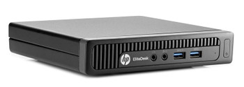 HP ELITEDESK 800 G1 DESKTOP MINI PC, INTEL CORE I7-4765T @2.0 GHZ, 4GB RAM, 128GB SSD, INTEL HD GRAPHICS 4600, WINDOWS 7 PRO (Renewed)