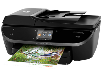 HP OfficeJet 8040 e-All-in-One Printer Neat Organizer and Hard Drive not included (Renewed)