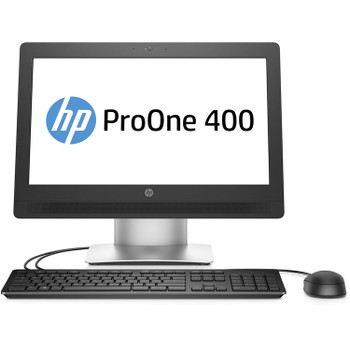 "HP ProOne 400 G2 20-inch Touch All-in-One PC, 20"" diagonal TN WLED backlit 10-point capacitive touch LCD (1600 x 900) , Intel Core i5-6500@3.2 GHZ, 8GB, 500 GB 7200 rpm SATA, Windows 7 Professional 64 in  (Renewed)"