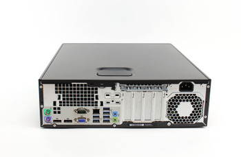 HP ELITEDESK 800 G2 SFF PC, INTEL CORE I5-6500 CPU @3.20GHZ, 8 GB, 128 GB SSD, INTEL HD GRAPHICS 530, WINDOWS 10 PRO (Renewed)