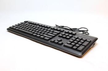 HP USB SmartCard CCID Keyboard (Renewed)