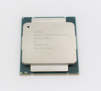 HP Z840 2nd CPU Kit J9Q17AA Intel Xeon E5-2630 v3 SR206 Processor and Heat Sink (Renewed)