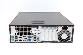 HP PRODESK 600 G1 SFF, INTEL CORE I5-4690 CPU @ 3.50GHZ, 4GB RAM, 500GB HDD, INTEL HD GRAPHICS 4600,  WINDOWS 7 PRO Desktop (Renewed)