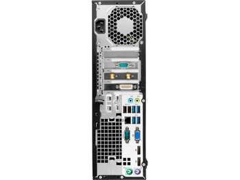 HP EliteDesk 705 G3 Small Form Factor PC, AMD PRO A10 series@3.5 GHz, 8 GB DDR4 RAM, 1TB HDD, Windows 10 (Renewed)