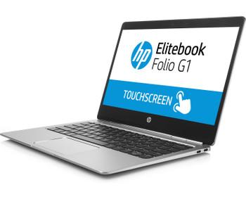 "HP ELITEBOOK FOLIO G1 LAPTOP, 12"", INTEL CORE M5-6Y54 @1.1 GHZ, 8GB RAM, 128GB SSD, INTEL HD GRAPHICS 515, WINDOWS 10 PRO  (Certified Refurbished)"
