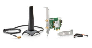 HP WLAN 802.11 a/g/n 2x2 DualBand PCIe x1 (Renewed)