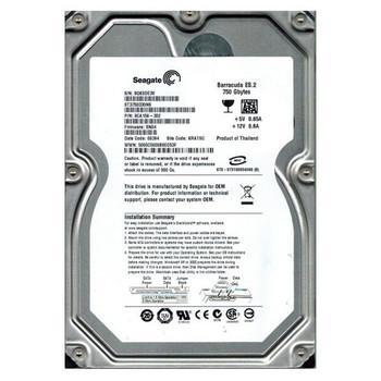 Seagate 750GB 7200rpm SATA ST3750330NS (Renewed)