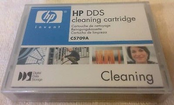 HP DAT DDS C5709A CLEANING CARTRIDGE