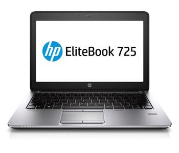 HP EliteBook 725 G4 Notebook PC, AMD A12 Series@2.7 GHz (Minor Cosmetic Wear)