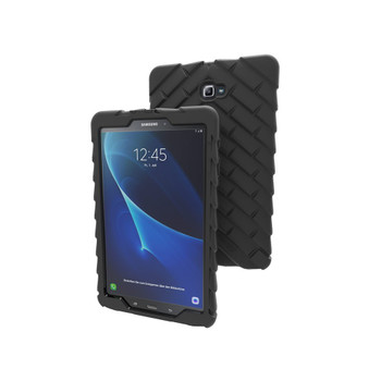 Gumdrop DropTech Case Designed for Samsung Tab A 10.1 Inch (2017) Tablet for K-12 Students, Teachers, Kids - Black, Rugged, Shock Absorbing, Extreme Drop Protection