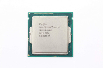 Intel Core i3-4130T Processor 2.90 GHz (Certified Refurbished)